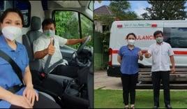 Việt Hương lên tiếng khi bị chỉ trích tặng xe từ thiện mà phân biệt giá