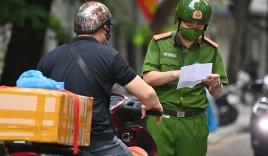 TP. Hồ Chí Minh đổi giấy đi đường mẫu mới từ 0h ngày 25/8