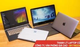Thanh lý Cường Phát thu mua laptop cũ, máy vi tính văn phòng, công ty trọn gói