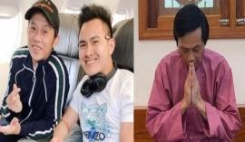 Xôn xao thông tin danh hài Hoài Linh được con trai âm thầm đưa về Mỹ