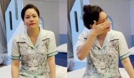 Hết bị chồng cũ trở mặt, Nhật Kim Anh khóc nức nở vì rơi vào hoàn cảnh trớ trêu