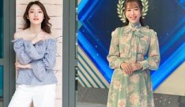 'Hot girl 7 thứ tiếng' Khánh Vy thay thế MC Diệp Chi 'Đường lên đỉnh Olympia'
