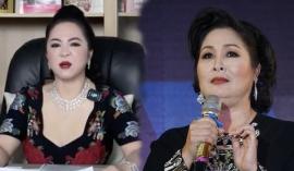 NS Hồng Vân bỗng chia sẻ nỗi bất an giữa lúc đồng nghiệp đồng loạt đối đầu bà Phương Hằng