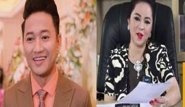 Có vợ đại gia, Quý Bình vẫn tha thiết cầu xin sự giúp đỡ để làm rõ trắng đen với bà Phương Hằng