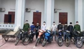 Tin tức pháp luật 24h: Bắt băng 'đá xế' gây ra hàng loạt vụ trộm xe máy