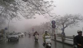 Không khí lạnh tăng cường, miền Bắc tiếp tục chìm trong mưa rét