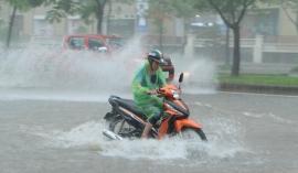 Thời tiết đêm nay và ngày mai 19/10: Hà Tĩnh đến Quảng Trị mưa lớn, khu vực Bắc Bộ trời lạnh