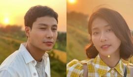 Khả Ngân liên tiếp lộ hint yêu đương với Thanh Sơn sau khi đóng chung phim