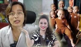 Chịu áp lực lớn từ dư luận, con trai 'thầy ông nội' Tịnh Thất Bồng Lai gợi ý cha nhận kèo 20 tỷ