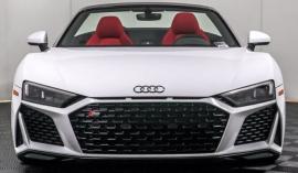 Audi R8 Spyder 2021 chào hàng đại gia Việt Nam kèm mức giá 'rẻ bất ngờ'