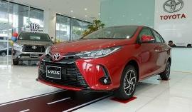 Toyota tung ưu đãi lớn cho Vios, quyết không để mất vị thế số 1 cho Hyundai Accent