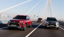 Thị trường Đông Nam Á đón chào sự trở lại mạnh mẽ của Chevrolet Trailblazer 2022, đối thủ đe dọa Mazda CX-5