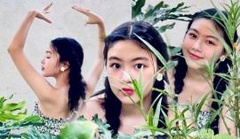 Nhan sắc tuổi 16 của con gái MC được bà Phương Hằng ngưỡng mộ