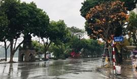 Dự báo thời tiết 24/9: Bão số 6 gây mưa lớn cho miền Trung, Bắc Bộ mưa rải rác