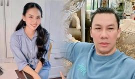 Lỡ đăng ảnh gái lạ trong nhà riêng, chồng cũ Lệ Quyên phải rối rít xin lỗi