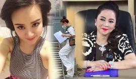 Cộng đồng mạng soi ra chi tiết sai sai trong ảnh Vy Oanh đi kiện bà Phương Hằng