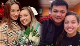 Xôn xao ảnh cận mặt của người đàn ông khiến Phi Nhung mang bầu: Con gái Wendy Phạm y hệt bố