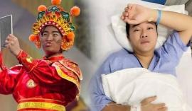 Thiên Lôi hát hay nhất 'Táo Quân' tiết lộ tình trạng sức khỏe chẳng như xưa sau 1 tuần nằm viện
