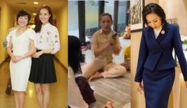 Sao Việt 24/10: Vợ mới Công Lý khiến Thảo Vân lo lắng, Bầu Thụy bất ngờ tung clip từng gây sốt của Phi Nhung