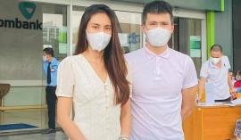 Vợ chồng Công Vinh - Thủy Tiên được truyền hình VTC gọi tên sau màn livestream thông báo sao kê