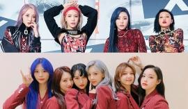 25 nhóm nhạc nữ Kpop là cao thủ né dislike MV