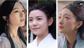 6 sao nữ Cbiz 'hủy diệt' hình tượng mỹ nhân: 'Cô cô đùi gà' Trần Nghiên Hy còn thua chị đại trùm cuối!