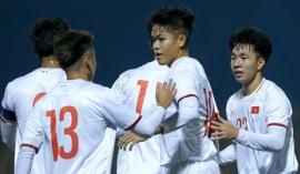 Chính thức: Danh sách U23 Việt Nam dự vòng loại U23 châu Á 2022