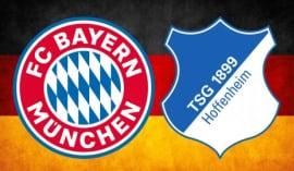 Link xem trực tiếp bóng đá Bayern Munich vs Hoffenheim (20h30, 23/10) vòng 9 Bundesliga