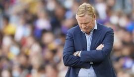 Barcelona chính thức sa thải HLV Ronald Koeman