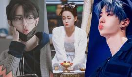 15 sao Cbiz khiến fan 'tan chảy' vì khoảnh khắc 'chu mỏ': Dương Mịch, Tiêu Chiến như kẹo bông, Tịnh Y lố quá không?
