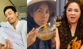 Showbiz 17/9: Thủy Tiên 'kì lạ' ngay trước livestream trực tiếp 'đối chứng' bà Phương Hằng; MC Phan Anh thừa thắng vụ từ thiện