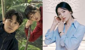 Sao Kbiz dính 'phốt' chấn động vẫn 'bất tử': Song Hye Kyo trốn thuế chục tỷ, Lee Byung Hun 'tà lưa' đồng nghiệp