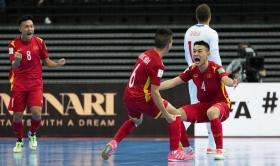 AFC ngỡ ngàng vì siêu phẩm của ĐT Việt Nam, tái hiện kì tích chưa từng có trên đấu trường World Cup