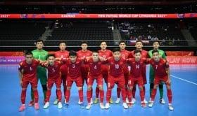 Lực lượng trước 'đại chiến' Việt Nam vs Nga, vòng 1/8 World Cup Futsal: Đội trưởng Văn Vũ trở lại