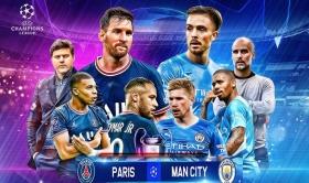 Lịch thi đấu bóng đá châu Âu hôm nay 28/9: Đại chiến 'nhà giàu' PSG vs Man City