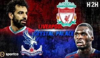 Dự đoán Liverpool vs Crystal Palace, đội hình ra sân, tỉ số chung cuộc: 21h00 ngày 18/09