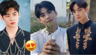 Những lần Cha Eunwoo (ASTRO) trong tạo hình hoàng tử đẹp đến rụng rời: Kiệt tác tạo hóa cũng chỉ đến thế!