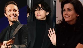 V BTS khiến trưởng nhóm Coldplay đứng hình vì giọng hát hoàn hảo