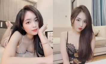 Hot girl Lê Phương Anh khoe loạt ảnh 'giường chiếu' sau ồn ào trên mạng xã hội