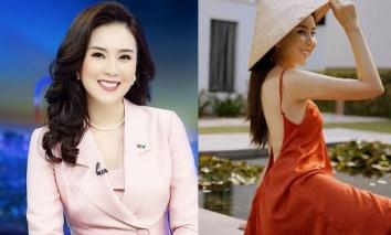 Khó tin hình ảnh đời thường của MC Mai Ngọc sau khi lấy chồng thiếu gia