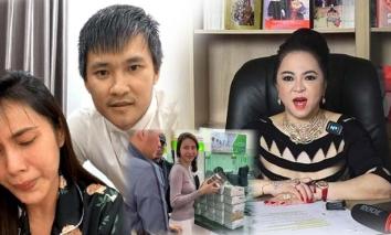 Không phải bà Phương Hằng, CĐM triệu hồi thế lực này khi vợ chồng Thủy Tiên chuẩn bị tung sao kê