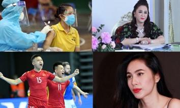 Tin nóng trong ngày 14/9: ĐT Việt Nam có bàn thắng vào lưới Brazil tại World Cup; Thủy Tiên lại gặp biến
