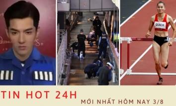 Tin HOT 24h mới nhất hôm nay 3/8: Chấn động vụ thanh niên người Việt bị dìm đến qua đời tại Nhật, drm Ngô Diệc Phàm vẫn chưa hết 'nguội'