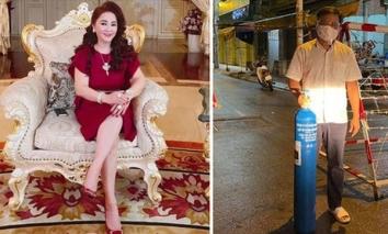 Hậu 'quay xe với bà Nguyễn Phương Hằng, ông Đoàn Ngọc Hải mạnh tay chi gần 1,3 tỷ mua bình oxy tặng nhóm Nhất Tâm