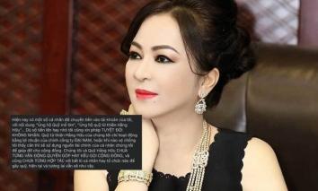 Bà Phương Hằng thẳng thừng từ chối số tiền 'bất thường' được chuyển vào tài khoản với nội dung 'Ủng hộ quỹ mổ tim'