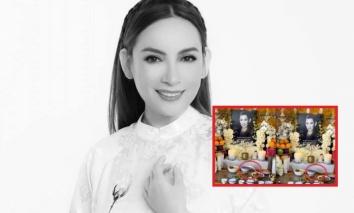 Loạt chi tiết tâm linh khó tin trong lễ cúng cố ca sĩ Phi Nhung tại Mỹ
