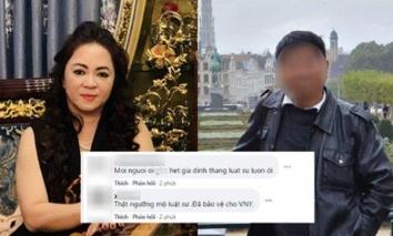 Bà Phương Hằng bị luật sư đề nghị xử lý sau phút 'lỡ miệng'