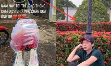 Dâng hoa Tổ nghề, Tiến Luật hé lộ 1 điều trong nhà thờ 100 tỷ của danh hài Hoài Linh