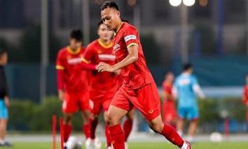 ĐT Việt Nam nhận 2 'tin dữ' về mặt nhân sự trước màn đối đầu Trung Quốc