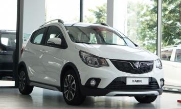 Bảng xếp hạng 10 mẫu xe bán chạy nhất tháng 8/2021: Fadil khác biệt so với phần còn lại